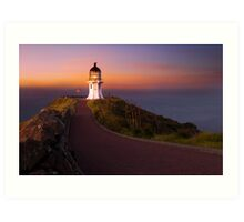Cape Reinga - New Zealand Art Print
