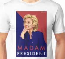 Hillary Illustration Unisex T-Shirt