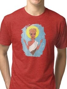 Blessed Be The Starman  Tri-blend T-Shirt