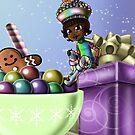 Sweet Christmas Candy Joy by treasured-gift