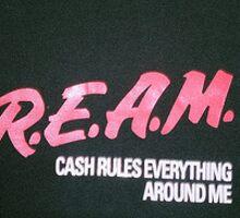 C.R.E.A.M Sticker