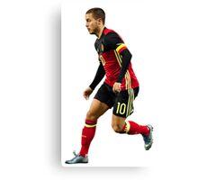 Eden Hazard - Belgium Canvas Print