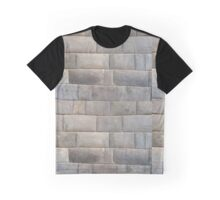 Cusco Incan Wall Graphic T-Shirt