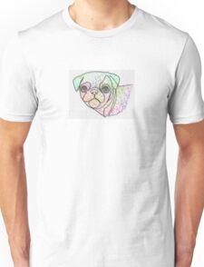Wire Pug Unisex T-Shirt