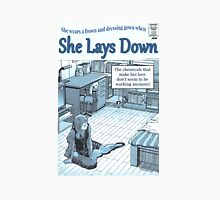 She Lays Down by The 1975 Comic  Unisex T-Shirt