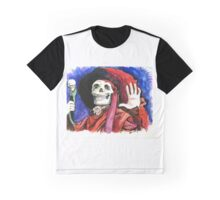 Phantom Red Death Graphic T-Shirt