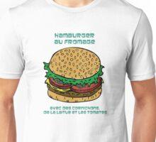 Cheeseburger #1 Unisex T-Shirt