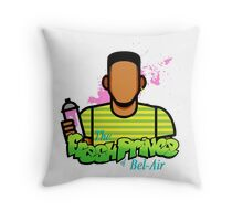 the fresh prince of bel air Throw Pillow