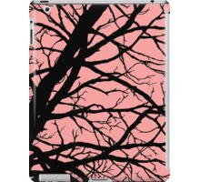 Bold Pink Tree iPad Case/Skin