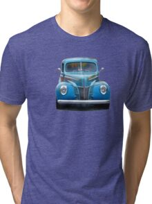 Fall Cruising,..40 Styling Tri-blend T-Shirt