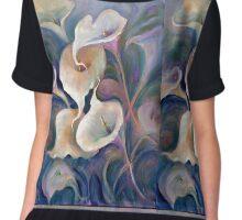 Lilies Chiffon Top