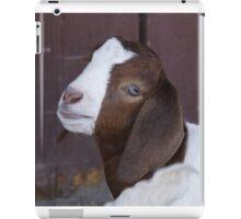 Lonely Goat iPad Case/Skin