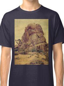 Joshua Trees In The Desert Classic T-Shirt