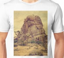 Joshua Trees In The Desert Unisex T-Shirt