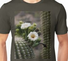 Magnificant Bloom of the Saguaro  Unisex T-Shirt