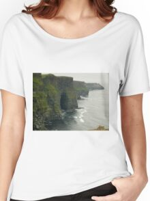 May you always have walls for the winds... Women's Relaxed Fit T-Shirt