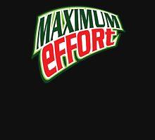 Maximum Effort 3.0 Womens Fitted T-Shirt