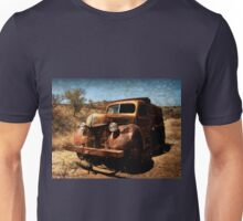 The Old Ford Truck ~ Ruby, Arizona Unisex T-Shirt