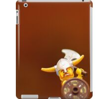 Lego Viking!  iPad Case/Skin