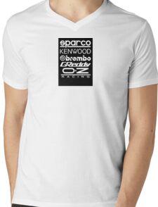 jdm sponsors Mens V-Neck T-Shirt