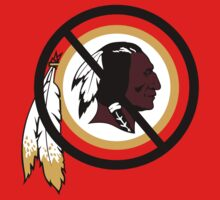 Anti Washington Redskins One Piece - Short Sleeve