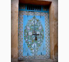 Door in the Courtyard of the Kasbah des Oudaias  T-Shirt