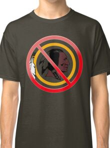 Anti Washington Redskins Classic T-Shirt