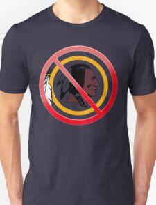 Anti Washington Redskins T-Shirt