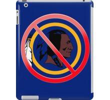 Anti Washington Redskins iPad Case/Skin