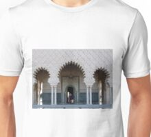 Mausoleum of Mohammed V  Unisex T-Shirt