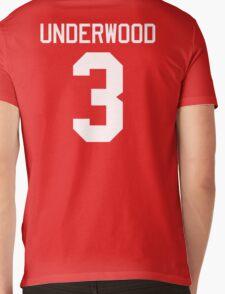 Dottie Underwood (white text) Mens V-Neck T-Shirt