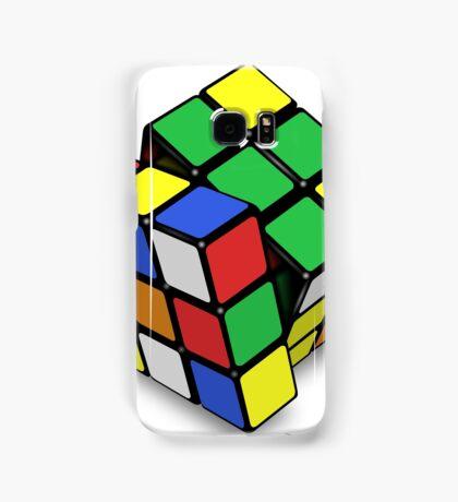 Rubik's Cube Samsung Galaxy Case/Skin