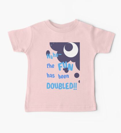 Quotes and quips - the fun has been doubled Baby Tee
