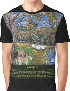 Springtime Graphic T-Shirt