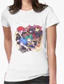 Assasination Classroom Womens Fitted T-Shirt