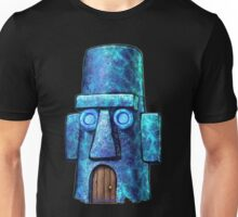 Squidward Home Sweet Home Unisex T-Shirt