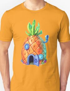 Spongbob Home Sweet Home Unisex T-Shirt
