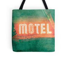 Old Motel Tote Bag