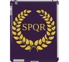 Camp Jupiter iPad Case/Skin