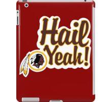 Redskins Hail Yeah iPad Case/Skin