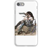 Apocalypse Survival Girl  iPhone Case/Skin