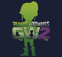 plants vs zombies garden warfare 2 One Piece - Long Sleeve