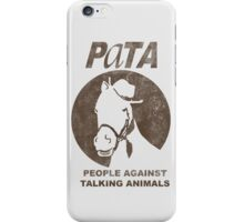 PaTA iPhone Case/Skin