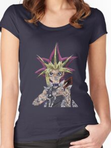 YuGiOh Women's Fitted Scoop T-Shirt
