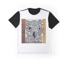 The Owly Owl Graphic T-Shirt