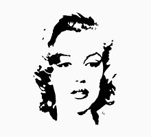 Marilyn Monroe #1 (black & white) Unisex T-Shirt