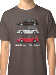 Stack of Volvo 480 Turbos Classic T-Shirt