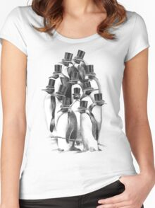 A Gathering of Gentlemen Women's Fitted Scoop T-Shirt
