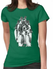 A Gathering of Gentlemen Womens Fitted T-Shirt