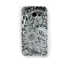 Tangled Blooms #2 Samsung Galaxy Case/Skin